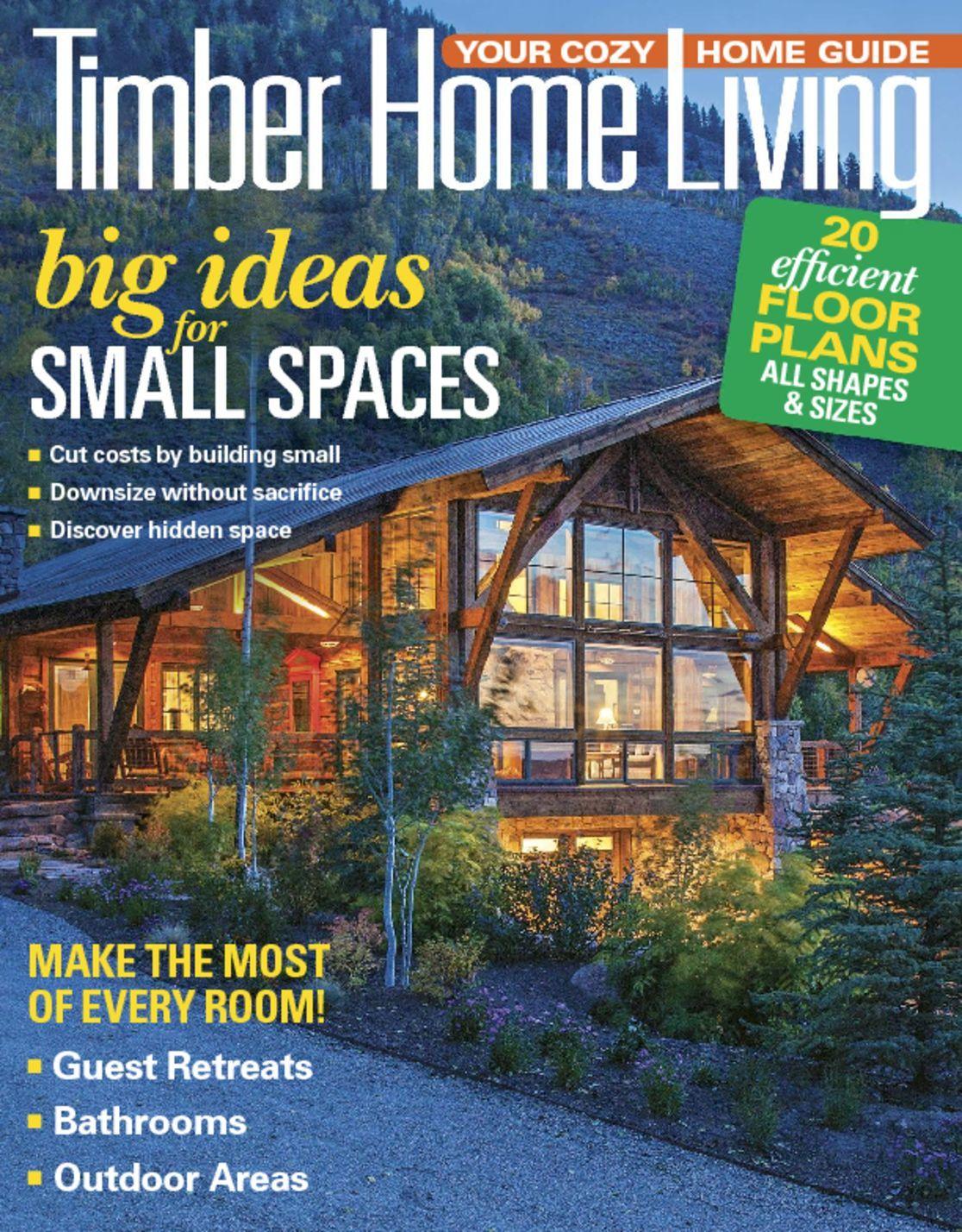 timber home living magazine digital. Black Bedroom Furniture Sets. Home Design Ideas