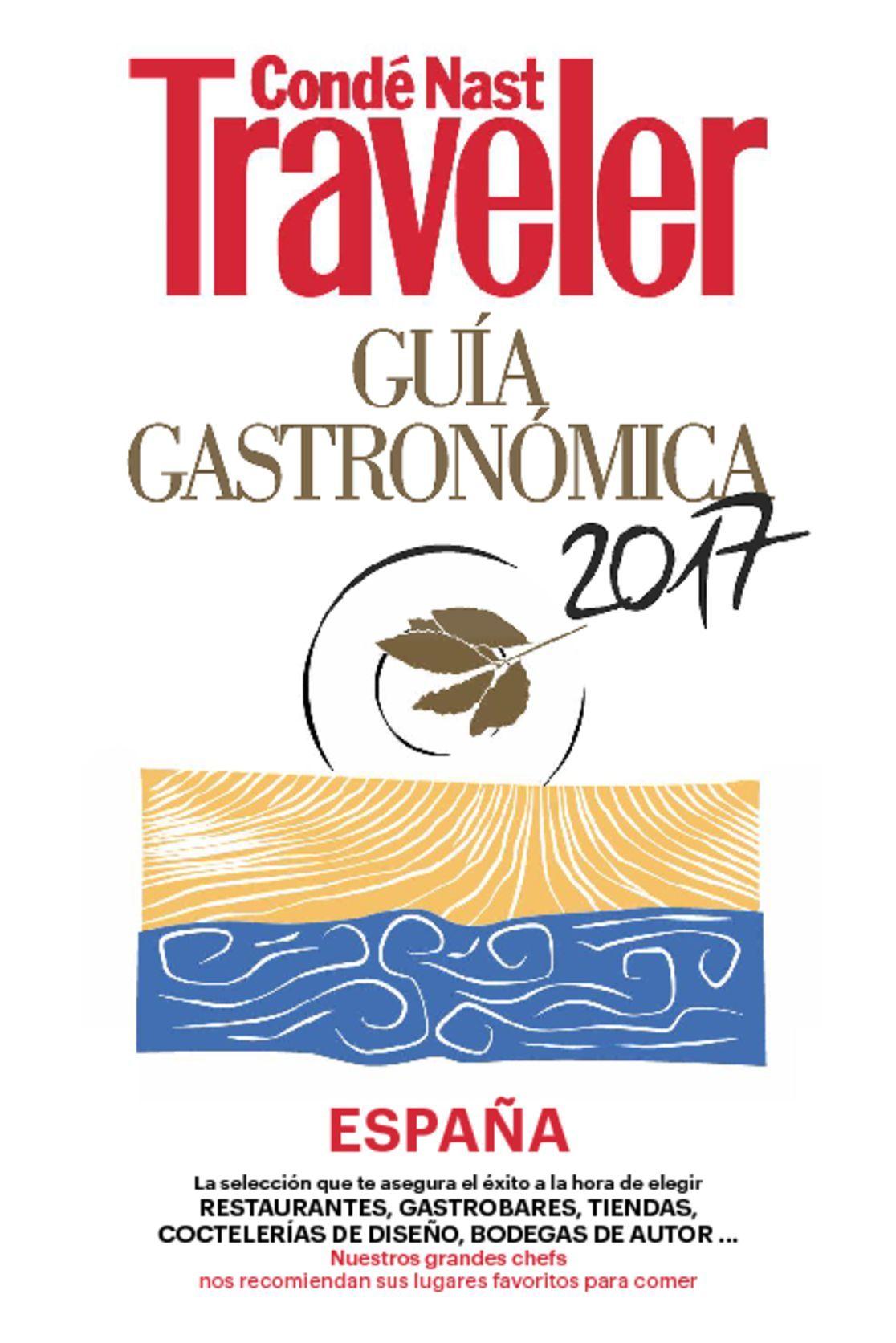 Condé Nast Traveler GUIA GASTRONOMICA Digital