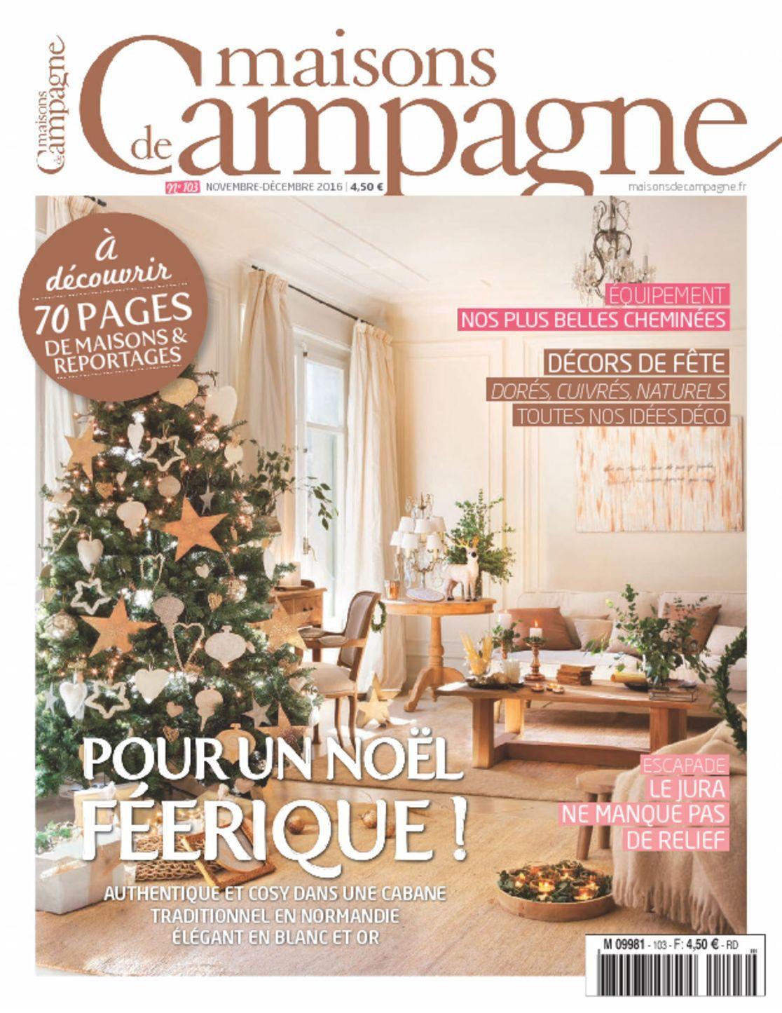 Maisons de campagne digital magazine - Maisons de campagne magazine ...