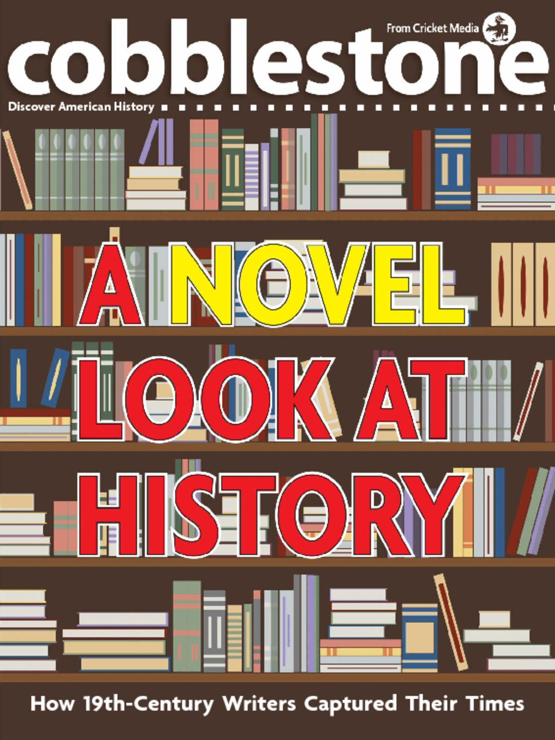 Cobblestone American History and Current Events for Kids and Children Digital
