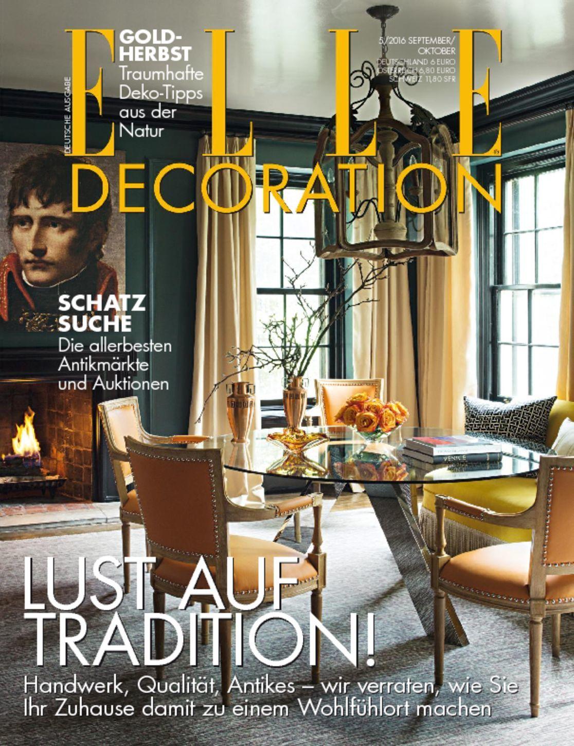 elle decoration germany digital magazine. Black Bedroom Furniture Sets. Home Design Ideas