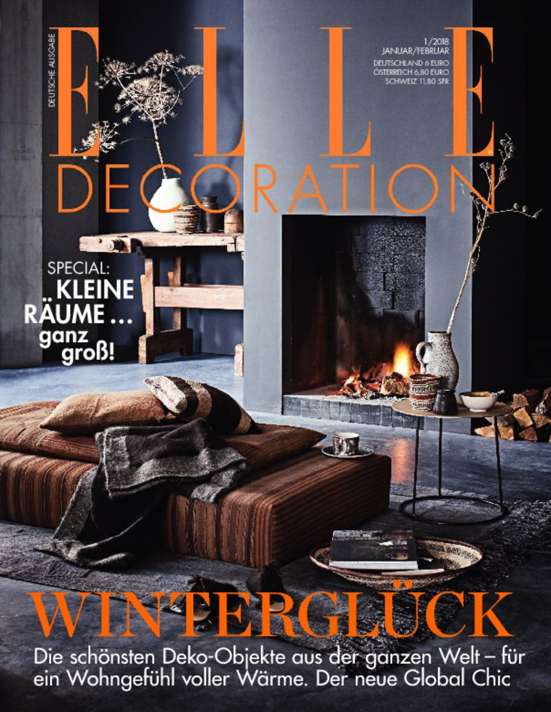 elle decoration germany magazine digital. Black Bedroom Furniture Sets. Home Design Ideas