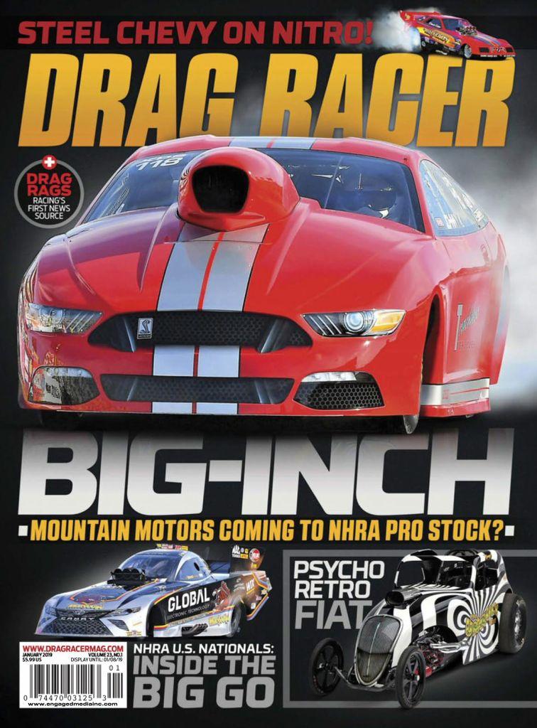 Drag Racer Digital