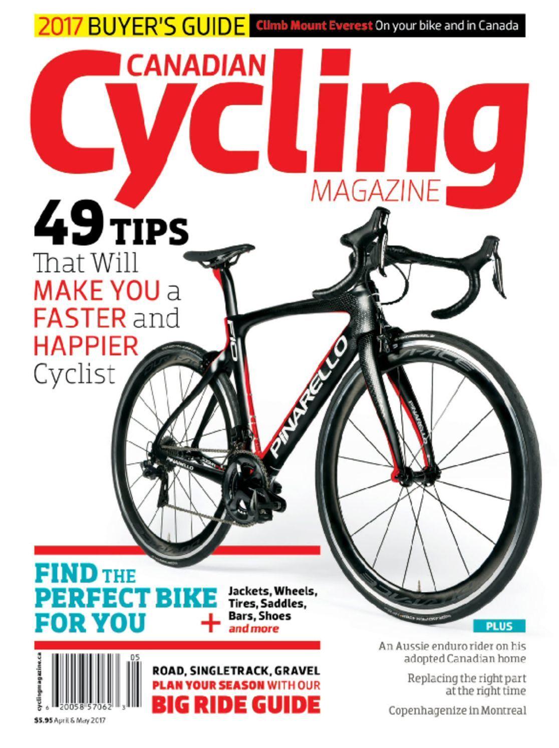 Canadian Cycling (Digital)