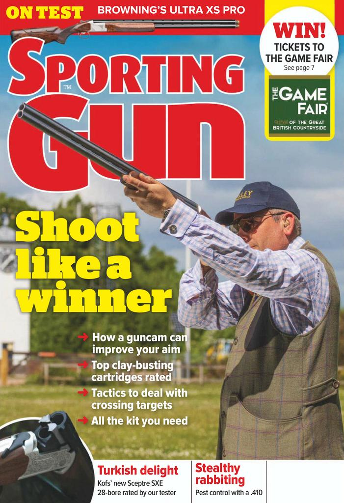 Sporting Gun Digital
