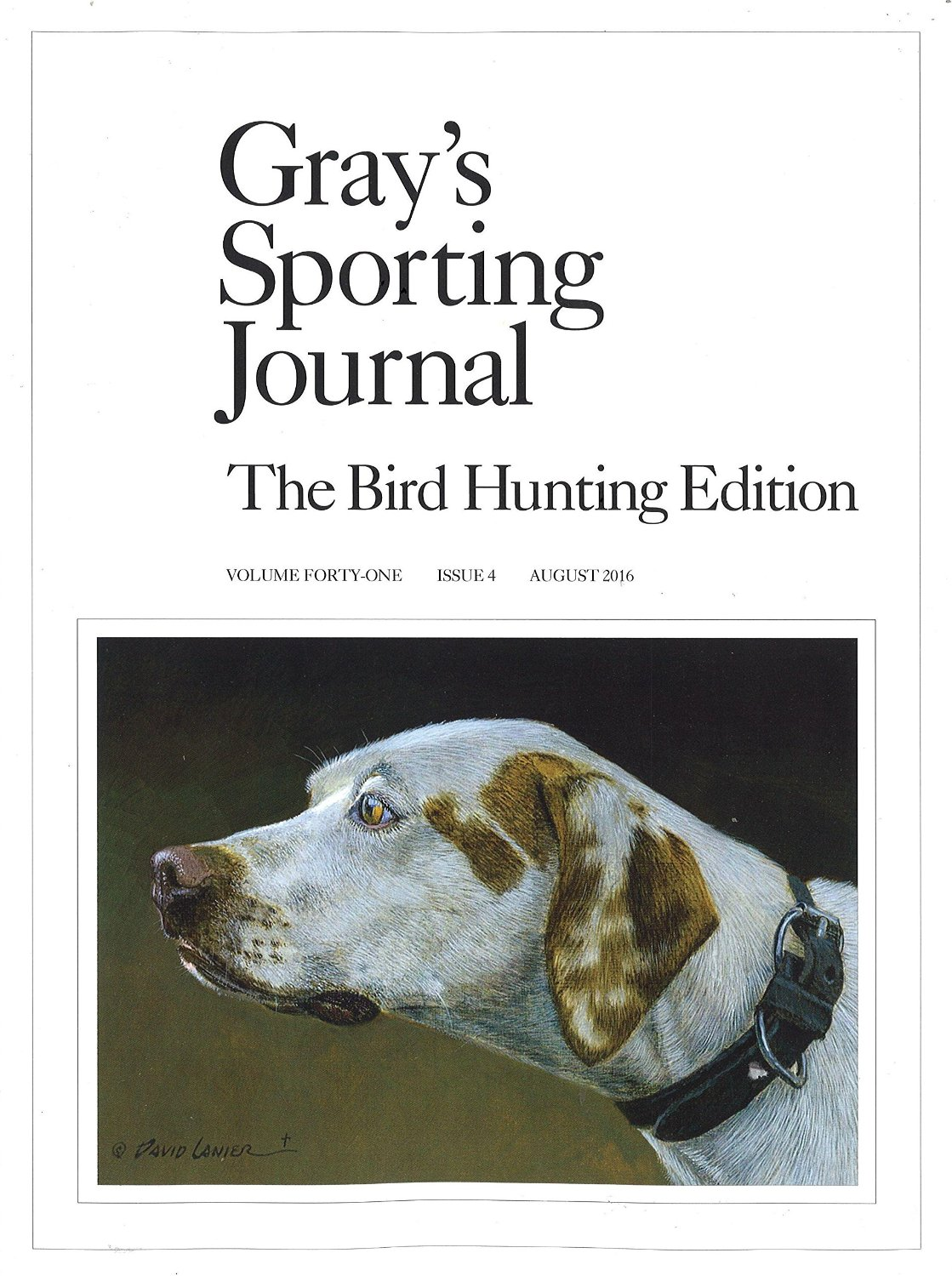 Grays Sporting Journal Magazine Subscription