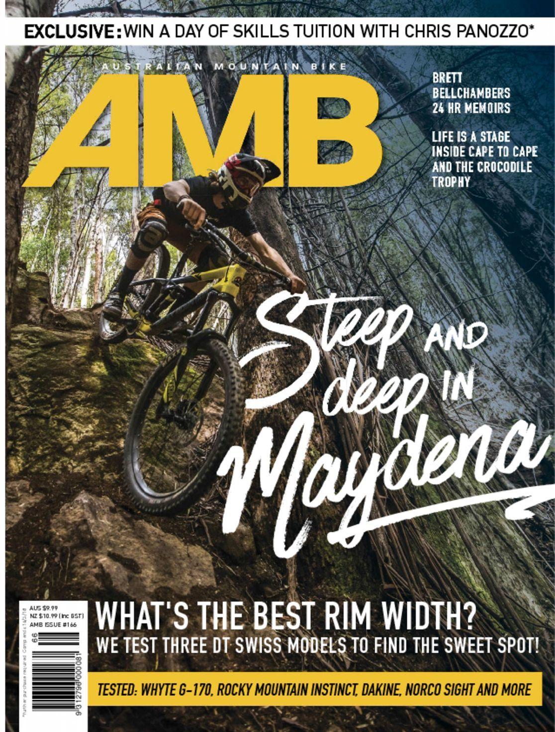 Australian Mountain Bike Digital