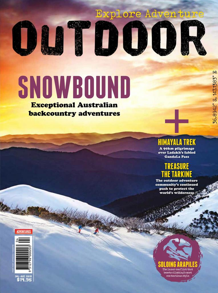 Australian Geographic Outdoor Digital