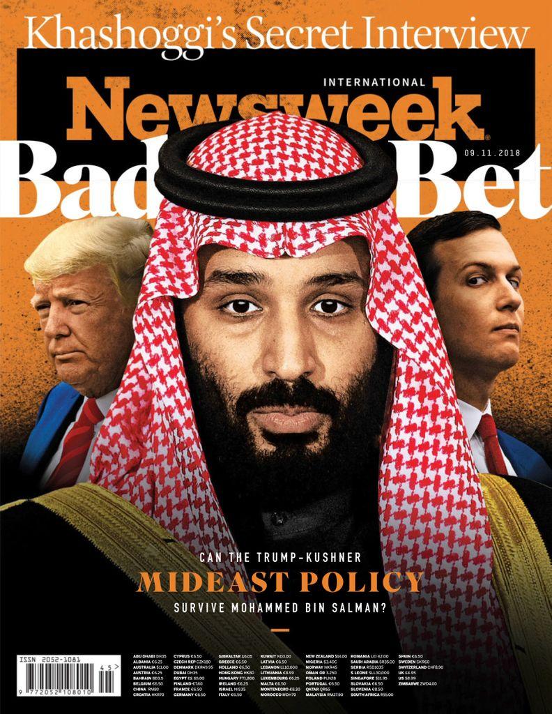 Newsweek Europe Digital