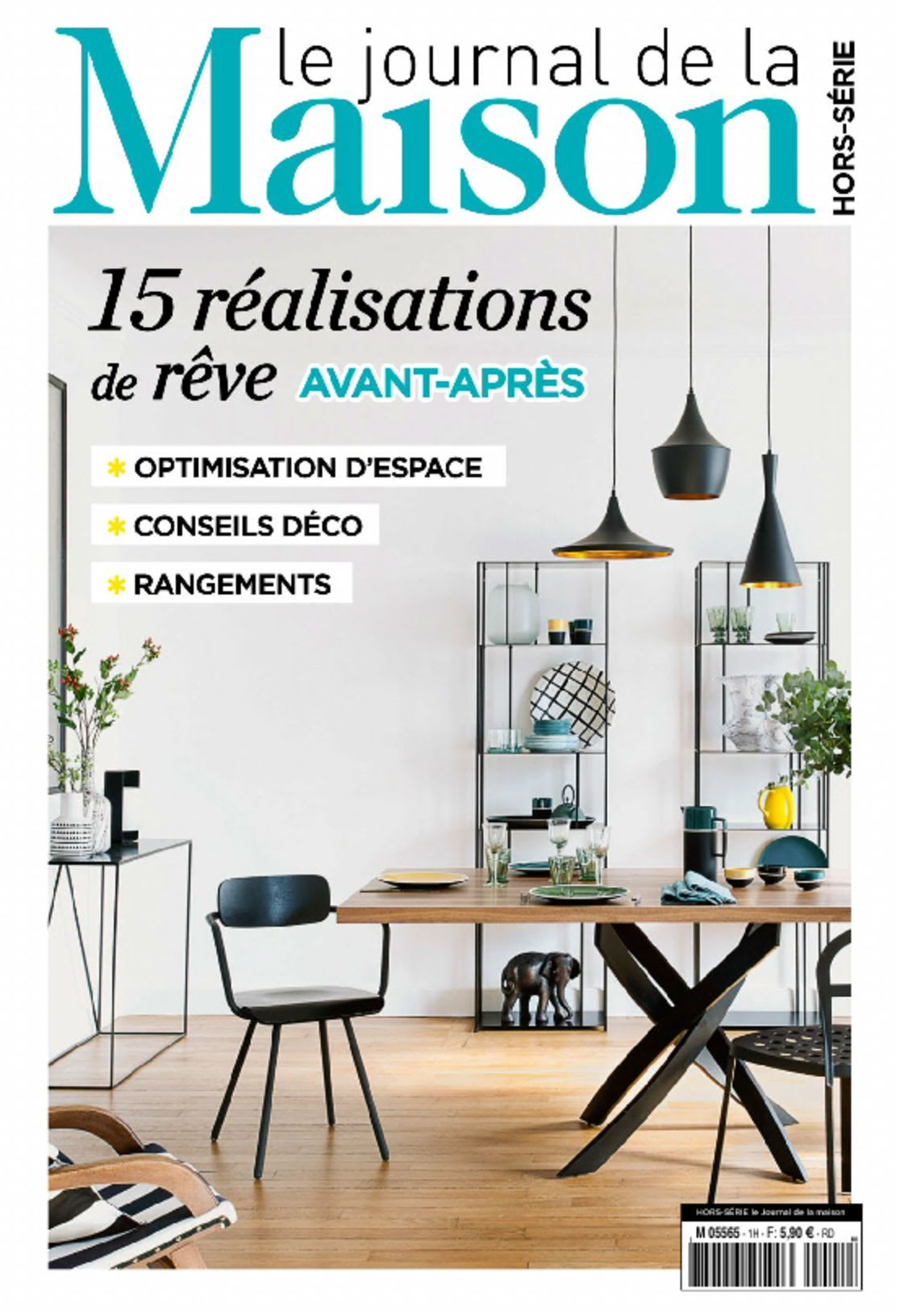 le journal de la maison hors s rie magazine digital. Black Bedroom Furniture Sets. Home Design Ideas