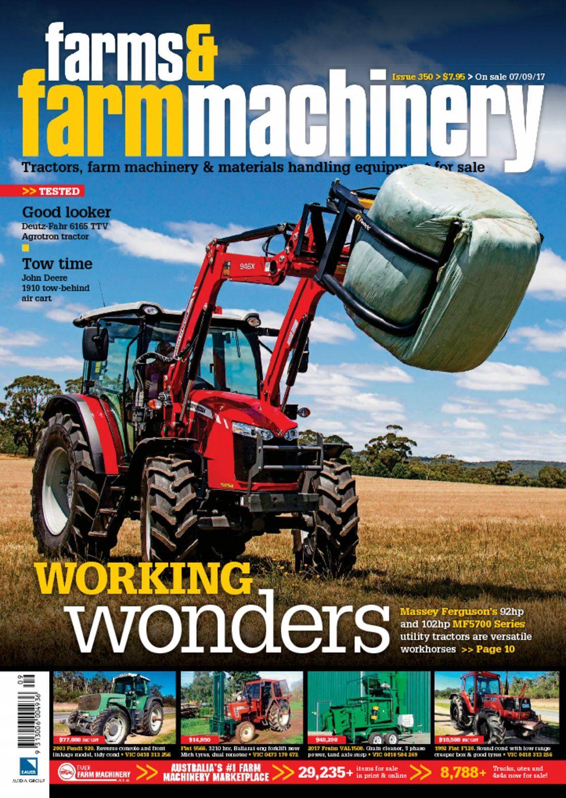 Farms and Farm Machinery (Digital)