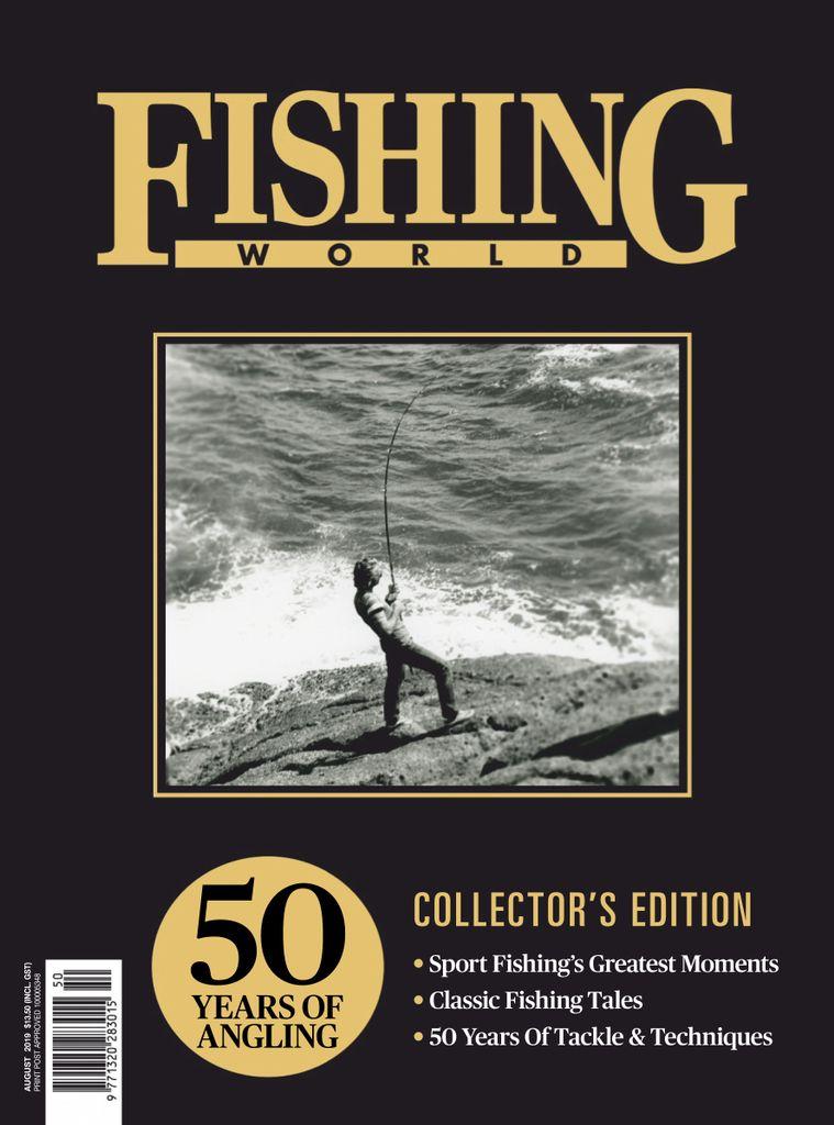 Fishing World (Digital)