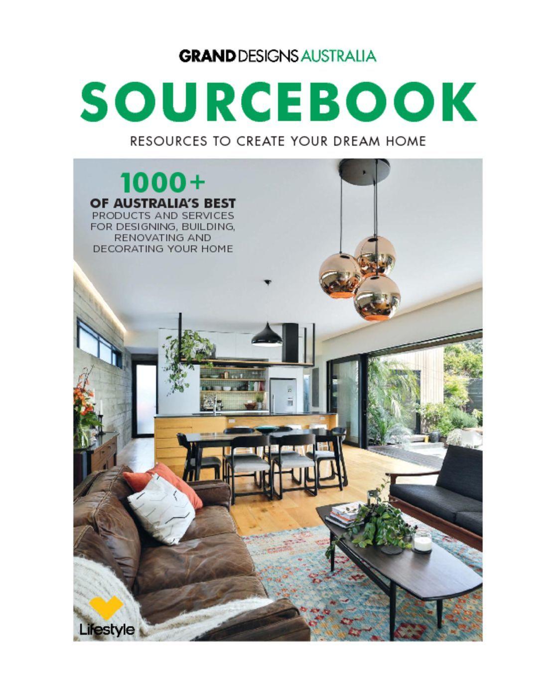 Grand Designs Australia Sourcebook Magazine (Digital) - DiscountMags.com