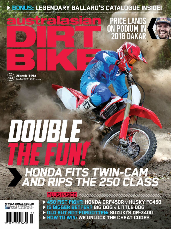 Australasian Dirt Bike Digital