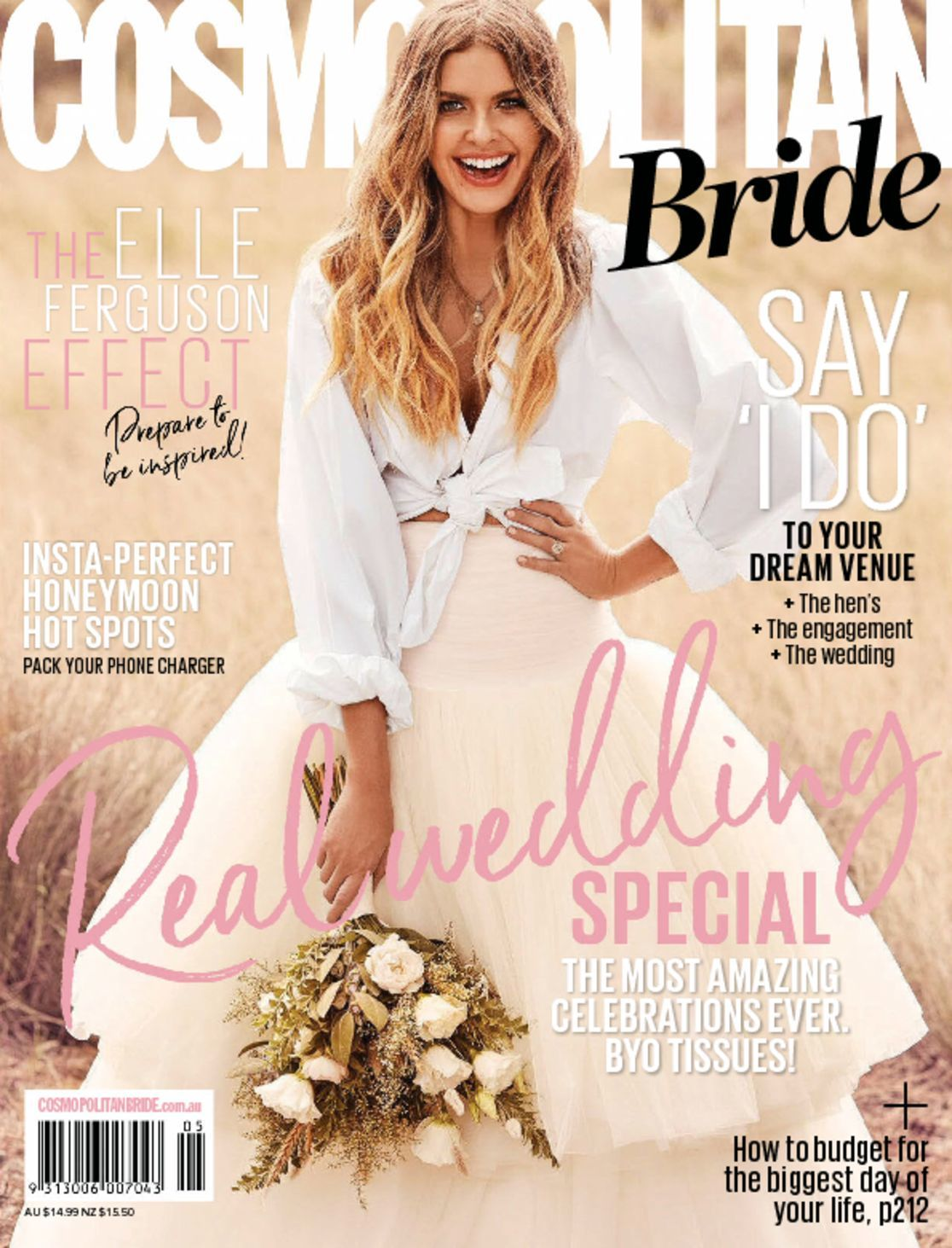 Cosmopolitan Bride Australia Digital