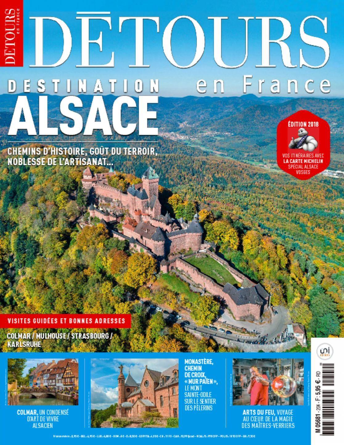 Détours en France Digital