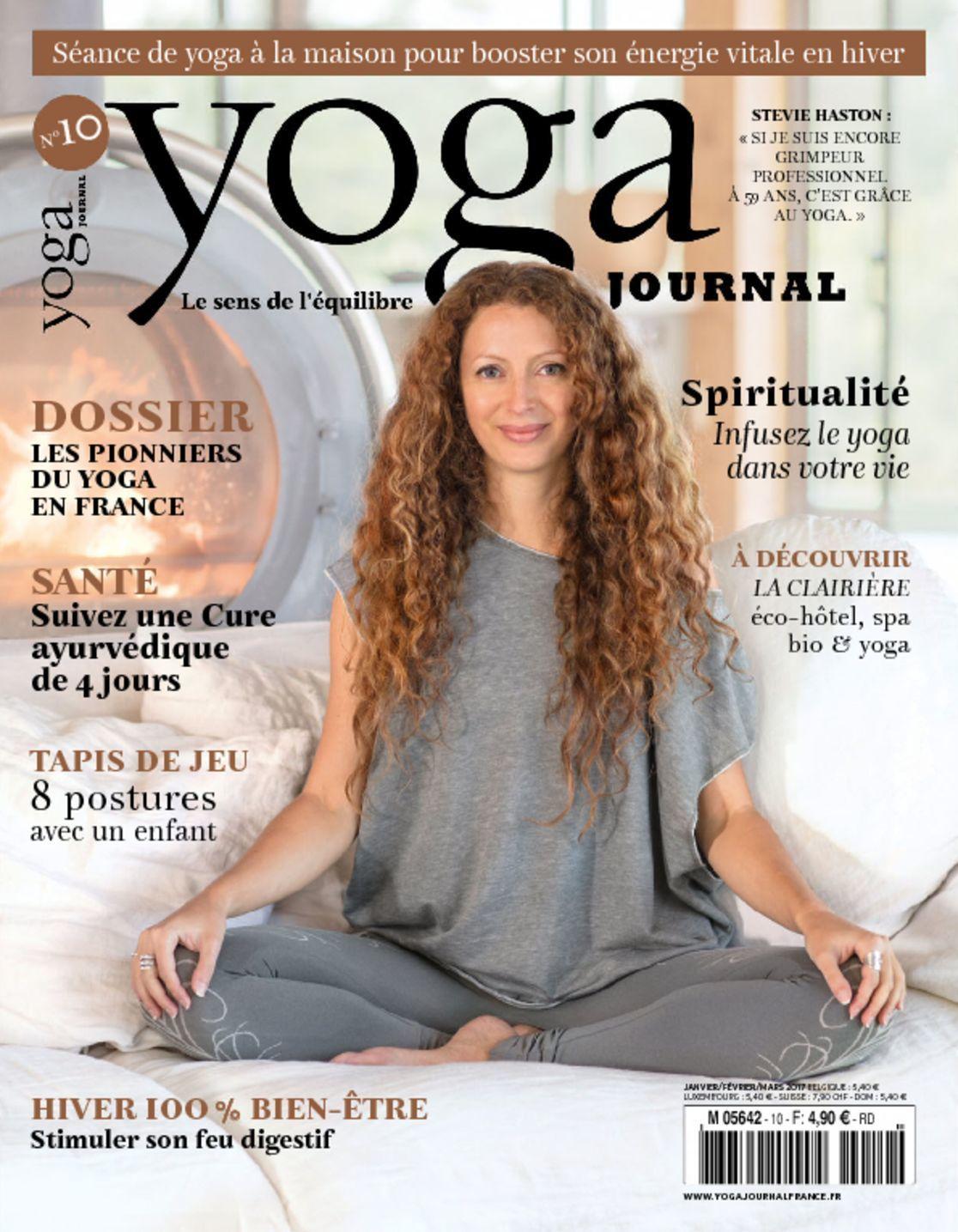 yoga journal france digital magazine. Black Bedroom Furniture Sets. Home Design Ideas