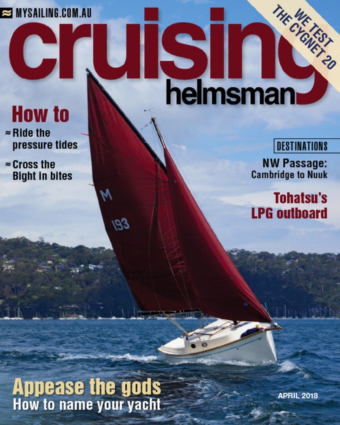 Cruising Helmsman Digital