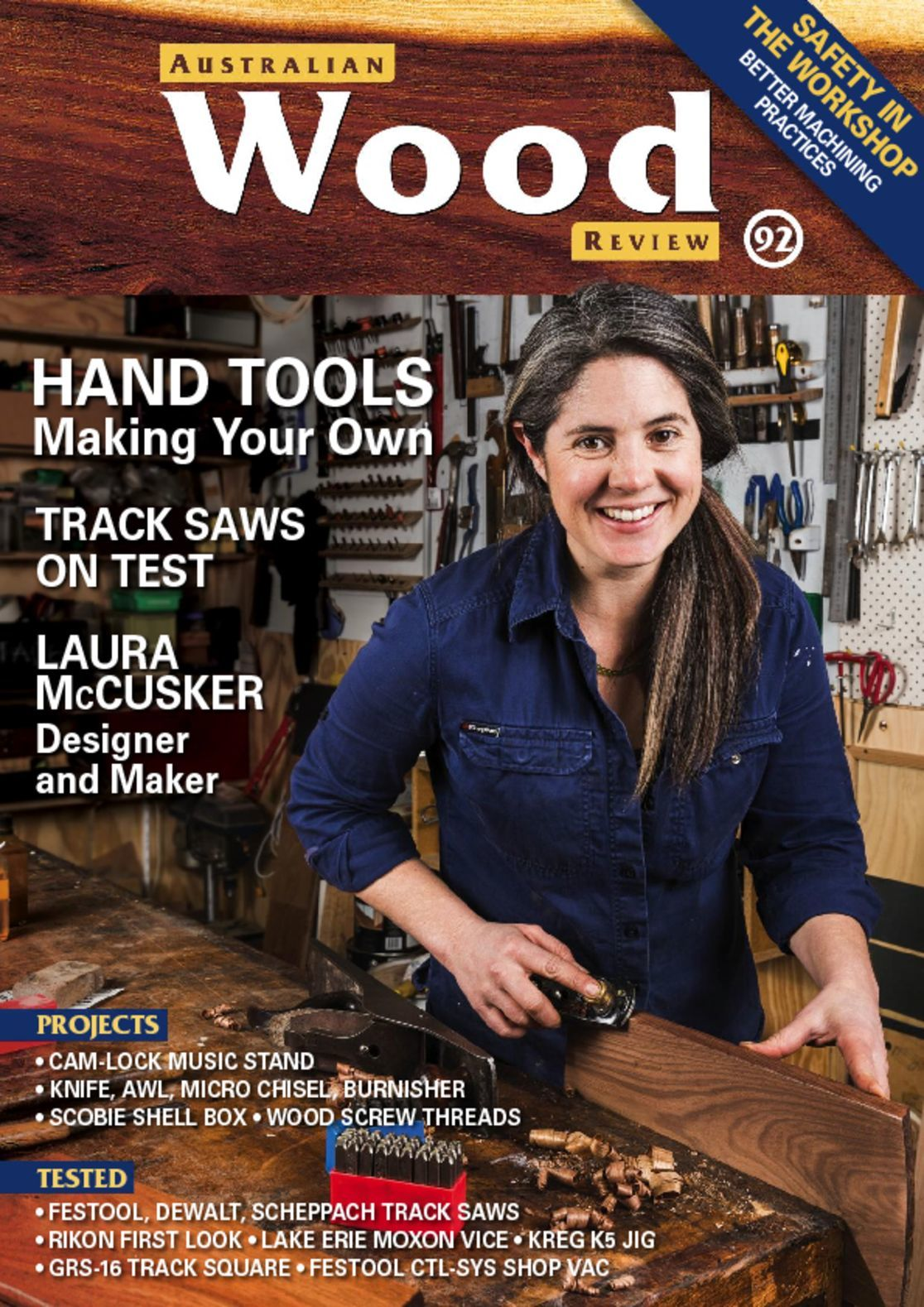 woodworking magazine subscription australia
