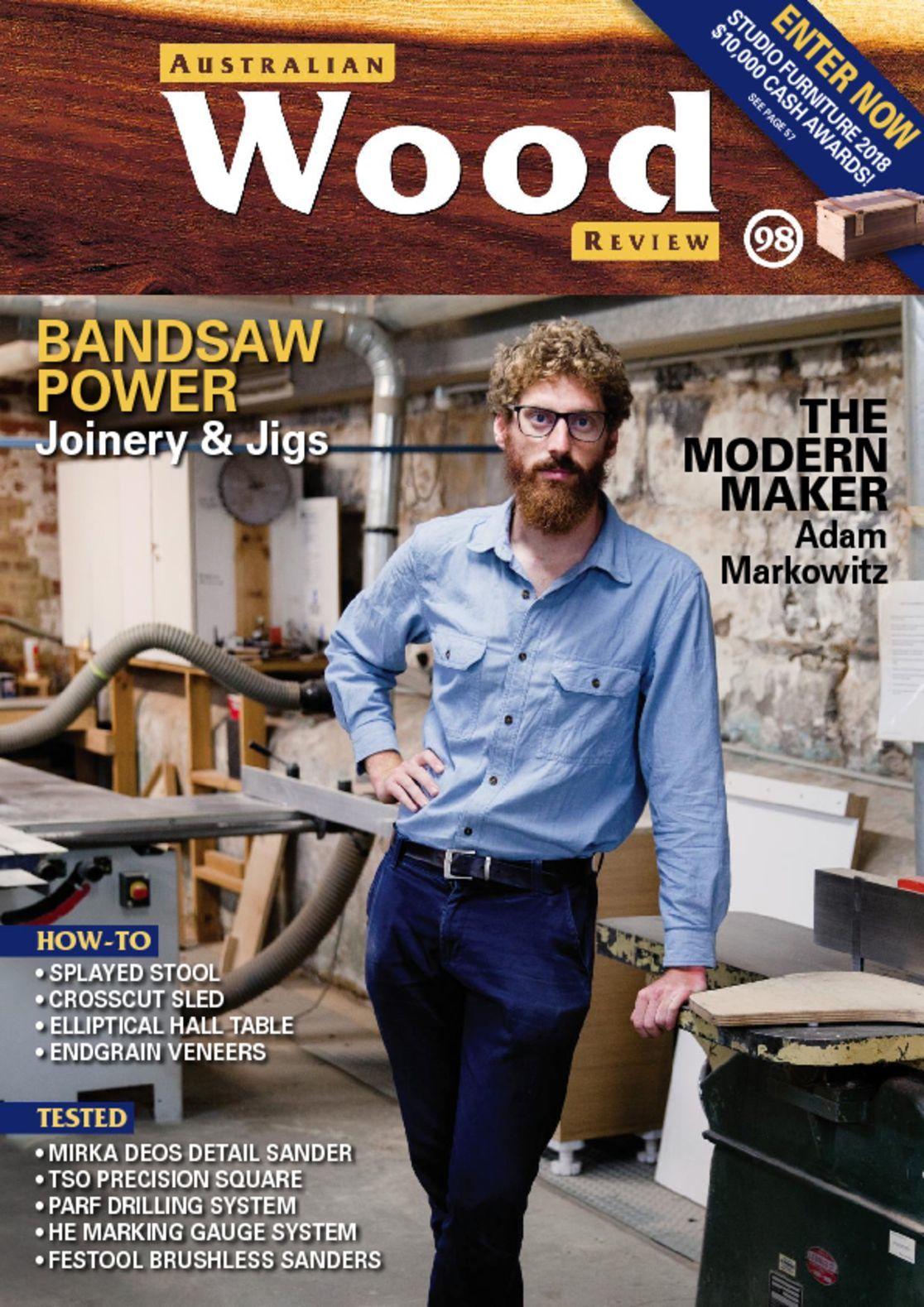 Australian Wood Review Digital