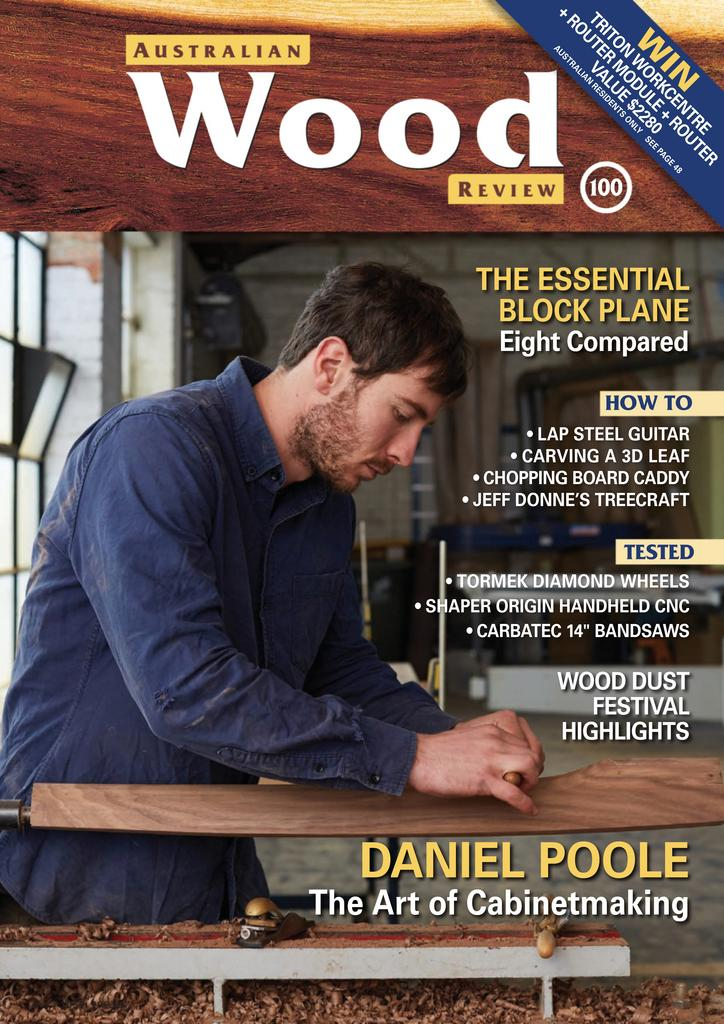 Australian Wood Review Digital