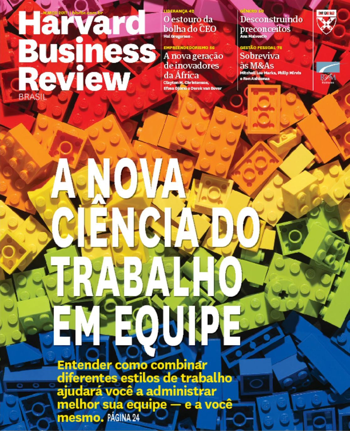 Harvard Business Review - Magazine Subscription CA
