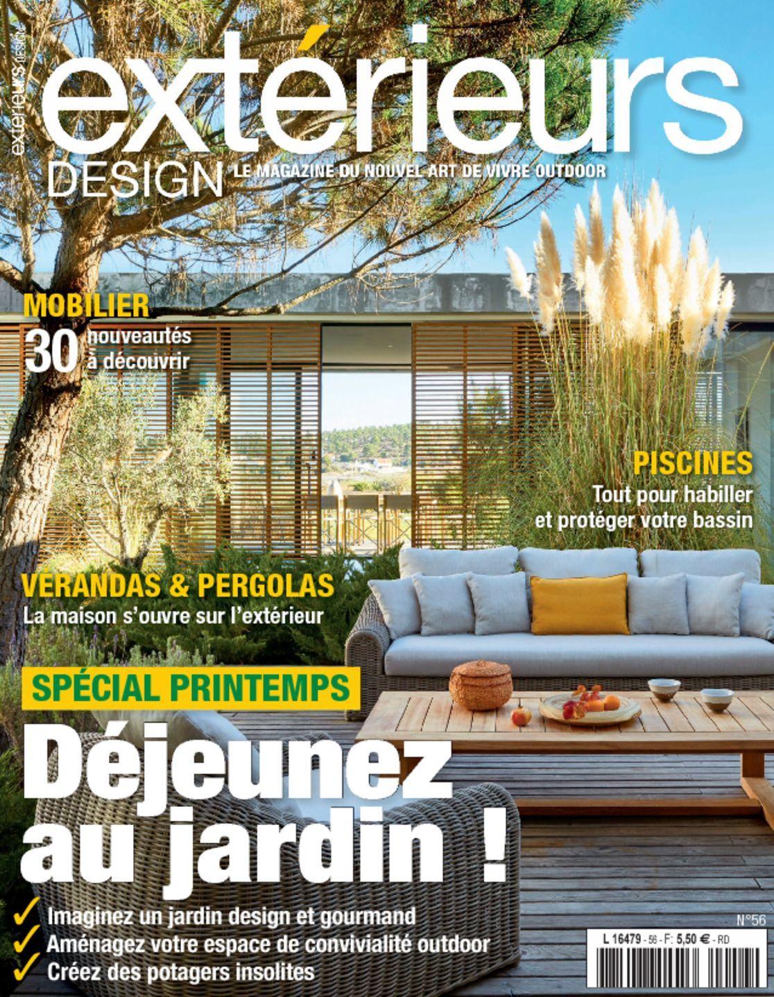 digital magazine layout - Ecosia