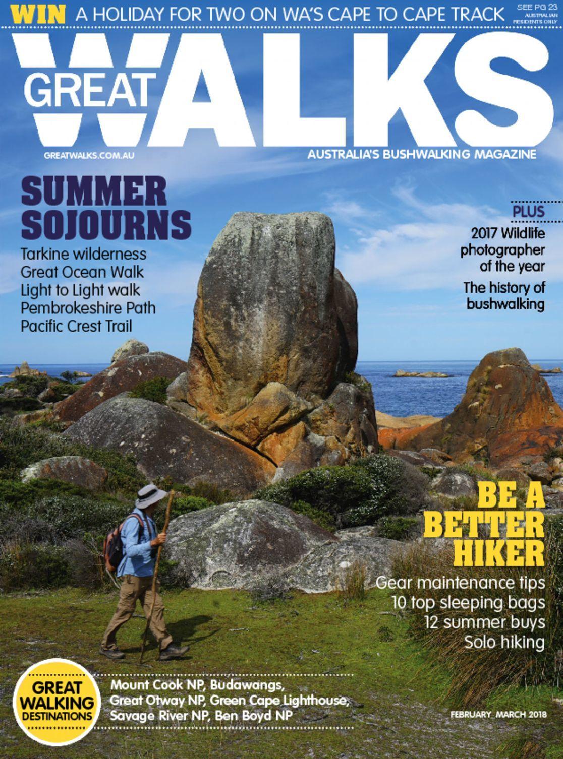 Great Walks Digital
