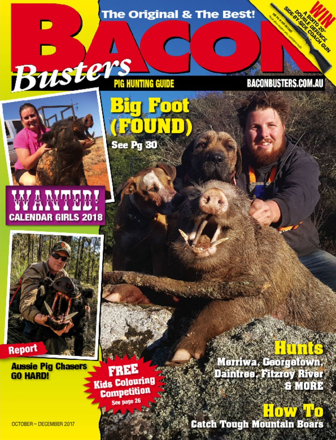 Bacon Busters Digital
