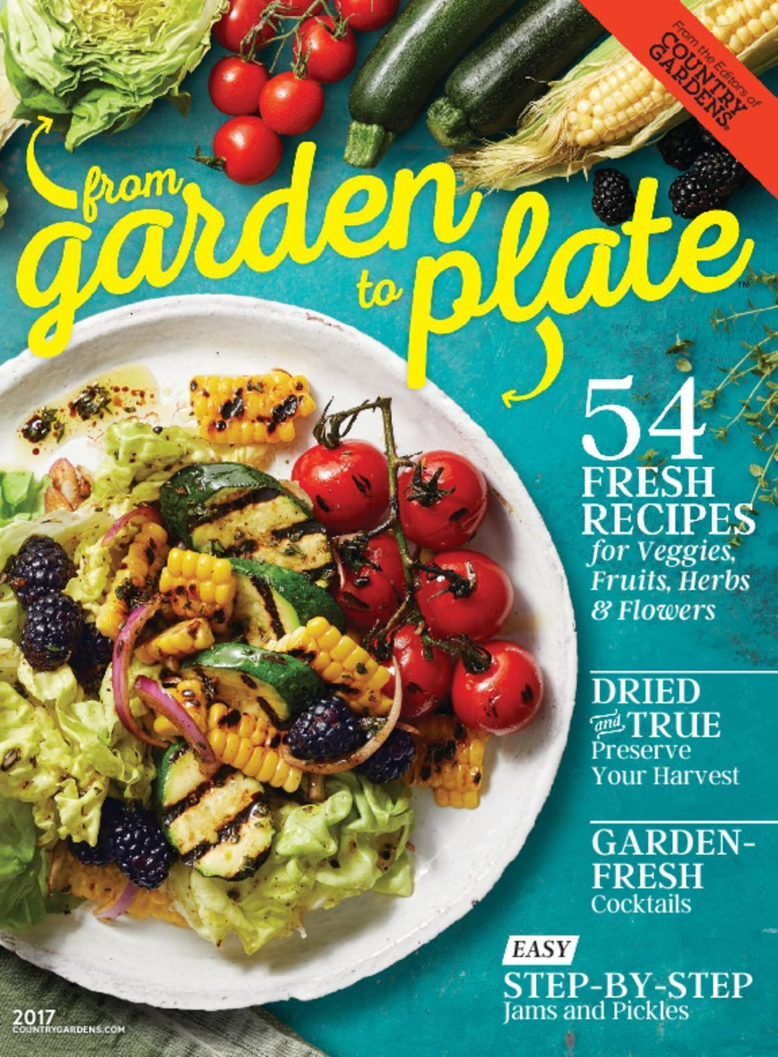 From Garden To Plate Digital