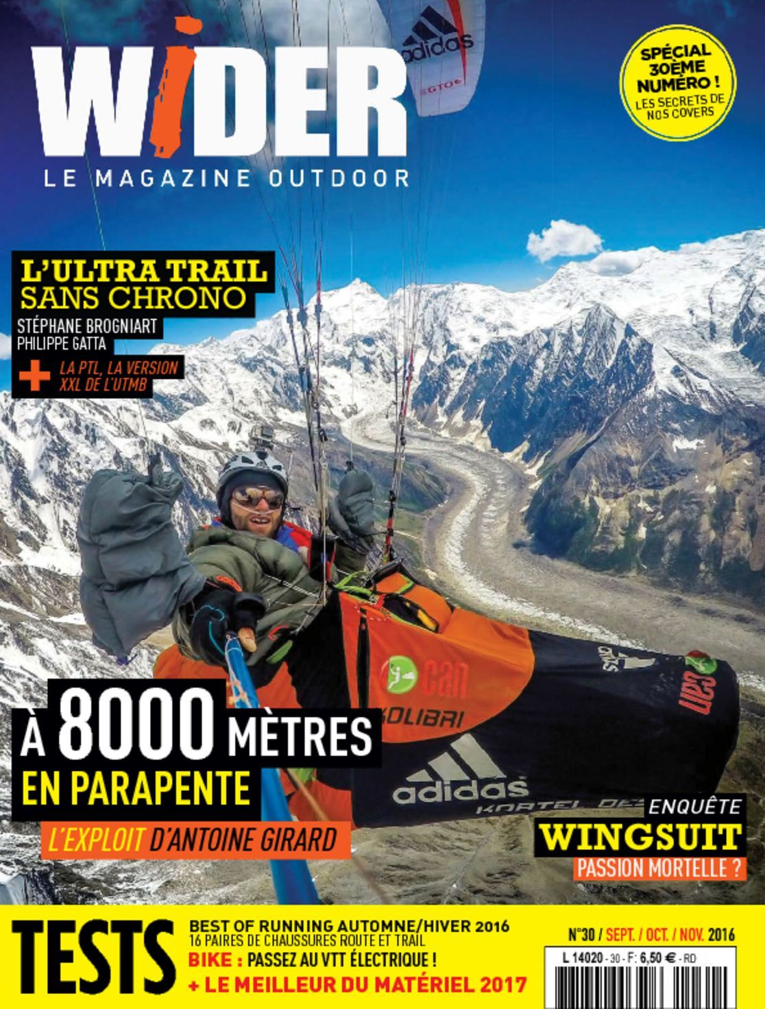 Wider (digital) Magazine Cover