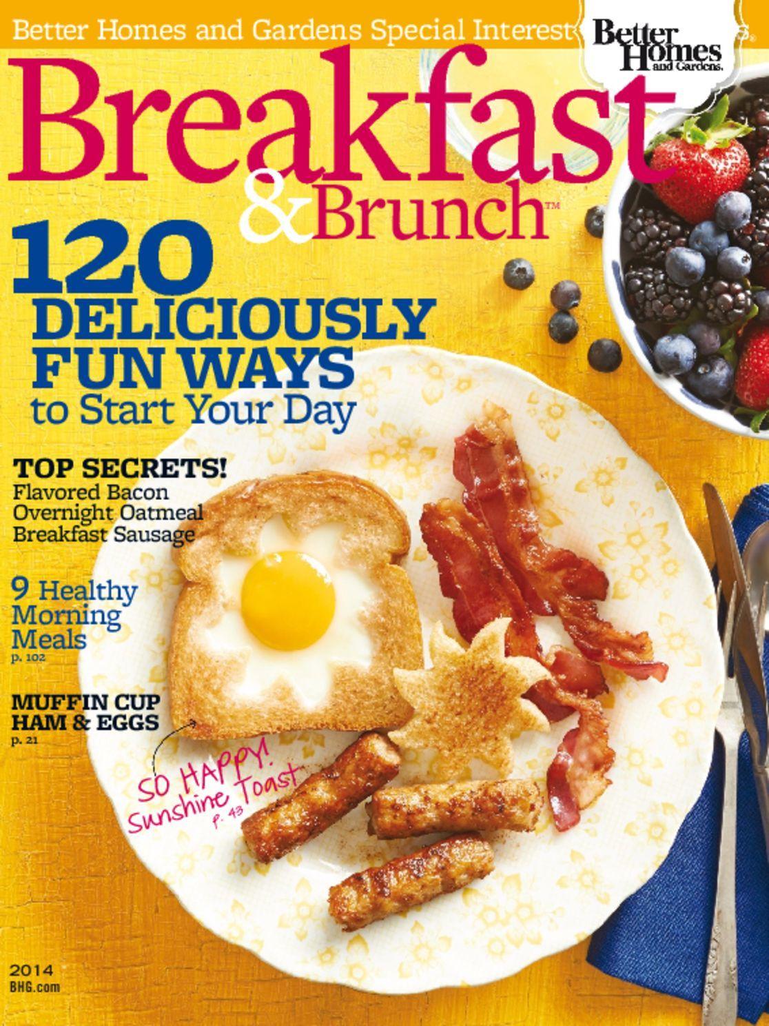 Breakfast and Brunch Digital