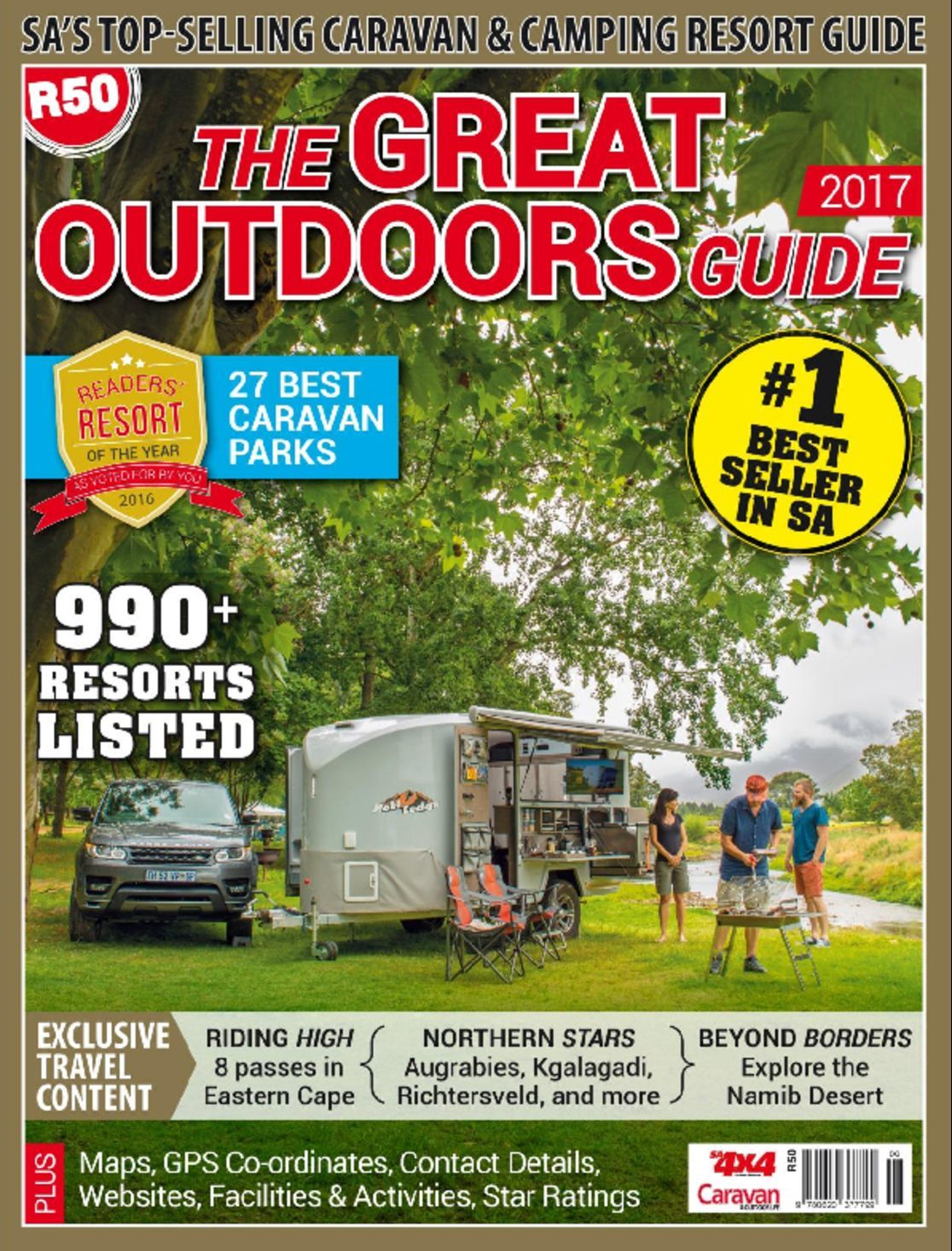 The Great Outdoors Guide Digital