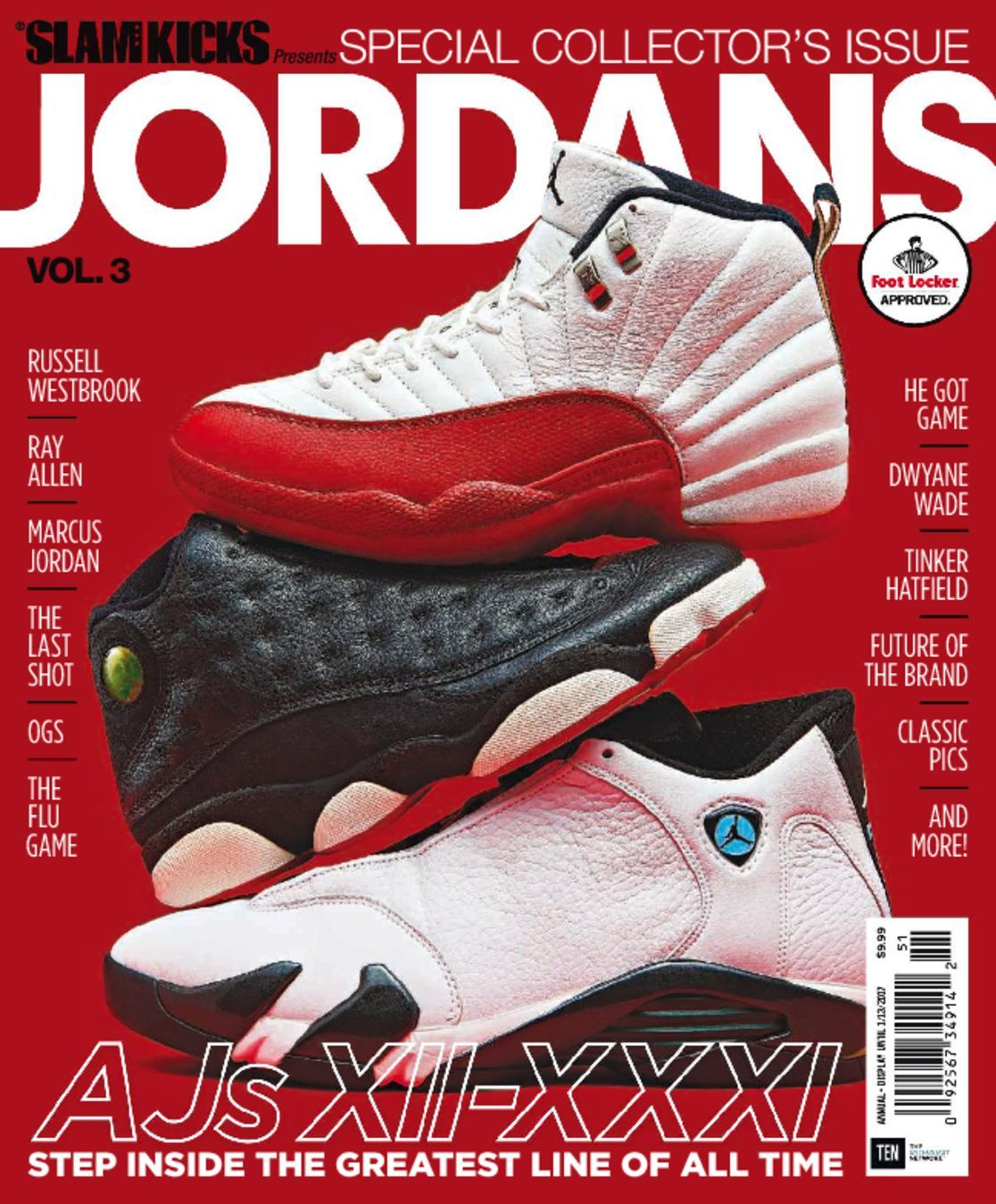 Slam's Jordan Kicks Digital