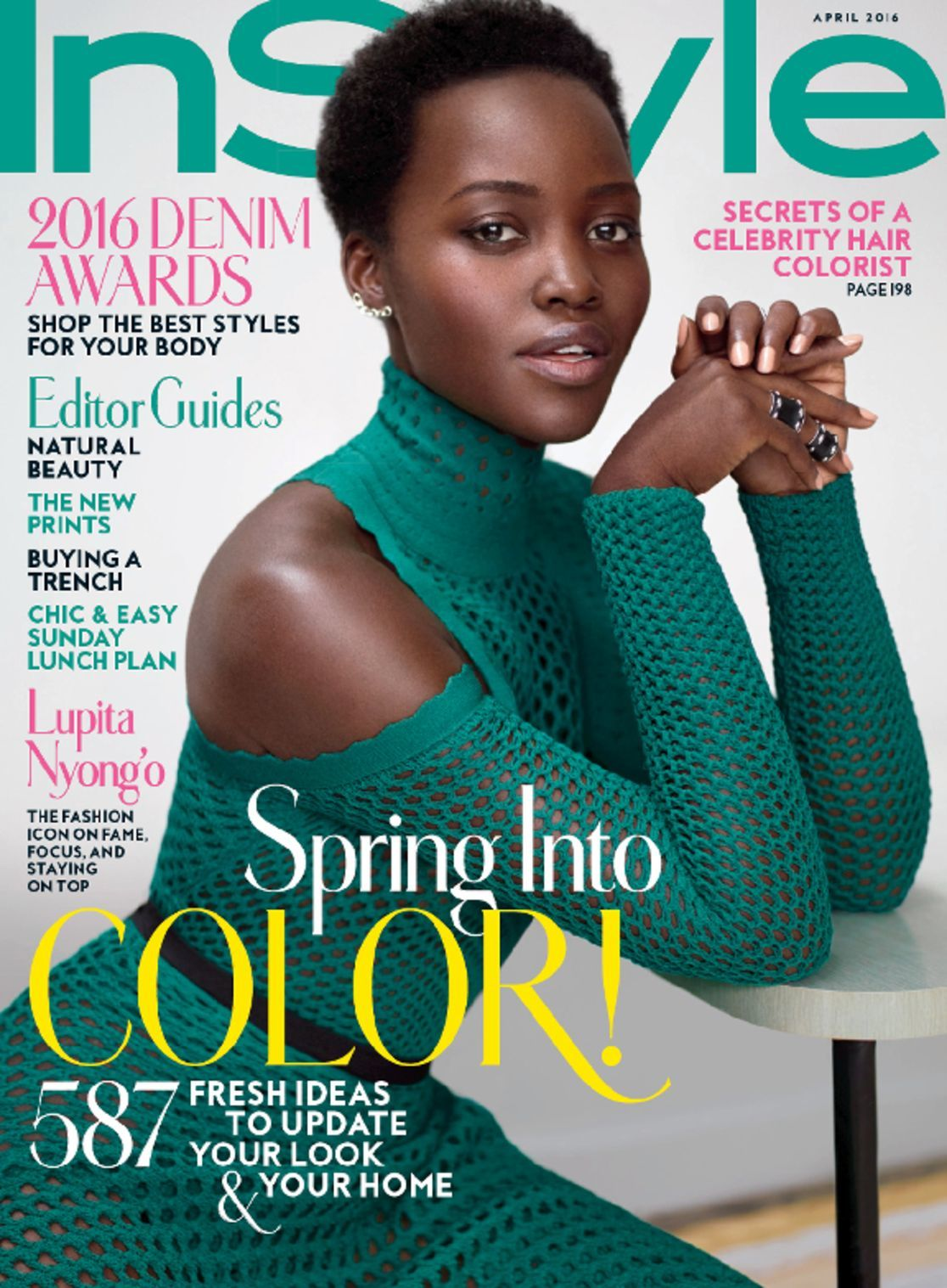 Fill out the form to snag yourself a FREE Subscription to InStyle Magazine! Please note that you can skip the optional questions. Your first issue should arrive within weeks. You'll never receive a bill.