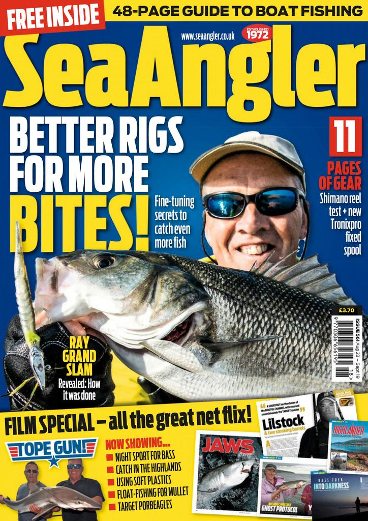Sea Angler Digital