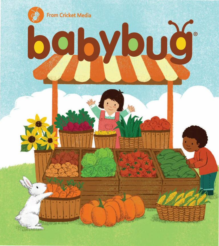Babybug Stories Rhymes and Activities for Babies and Toddlers Digital