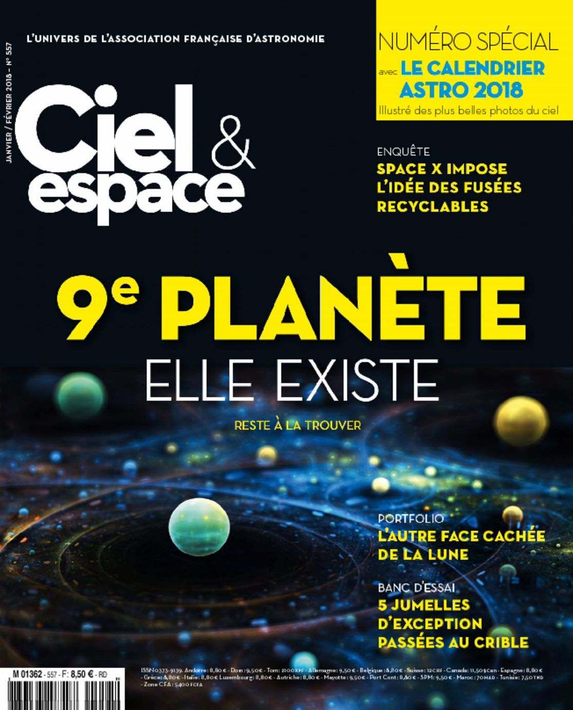Ciel et Espace Digital