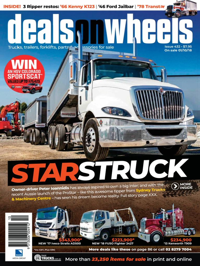 Deals On Wheels Australia Digital