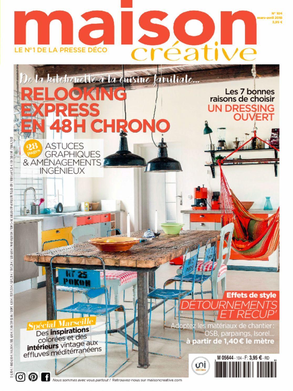 Maison cr ative magazine digital for Maison magazine