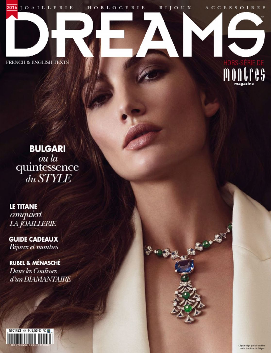 Magazine dreams joaillerie