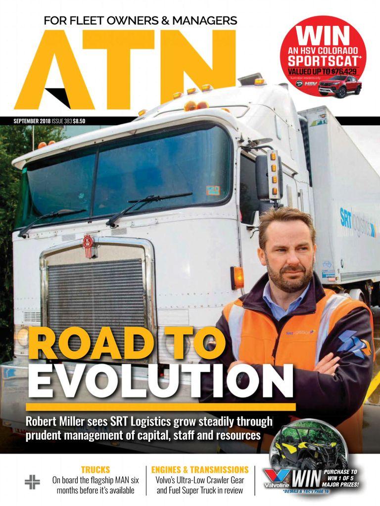 Australasian Transport News ATN Digital