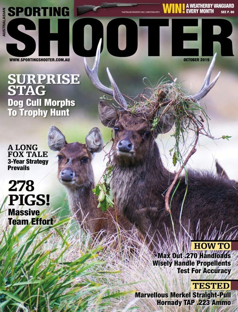Sporting Shooter (Digital)