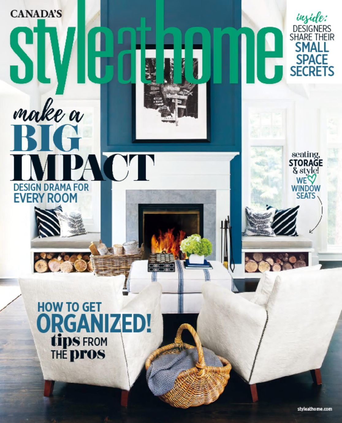 Style at home canada digital magazine for Home style subscription