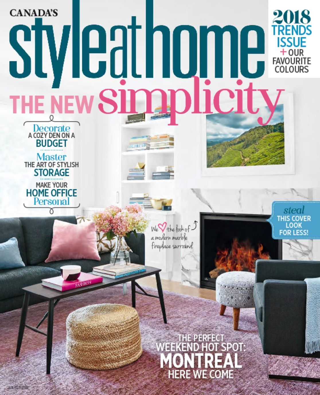 Style at home canada magazine digital for Home style subscription