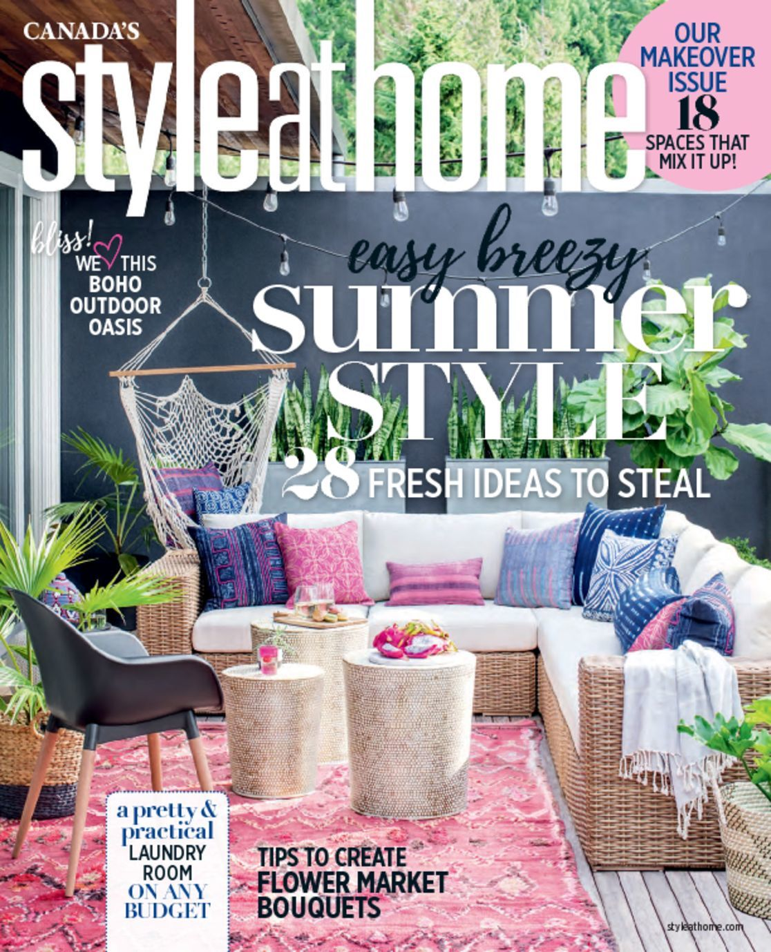 Style At Home Canada Magazine (Digital)