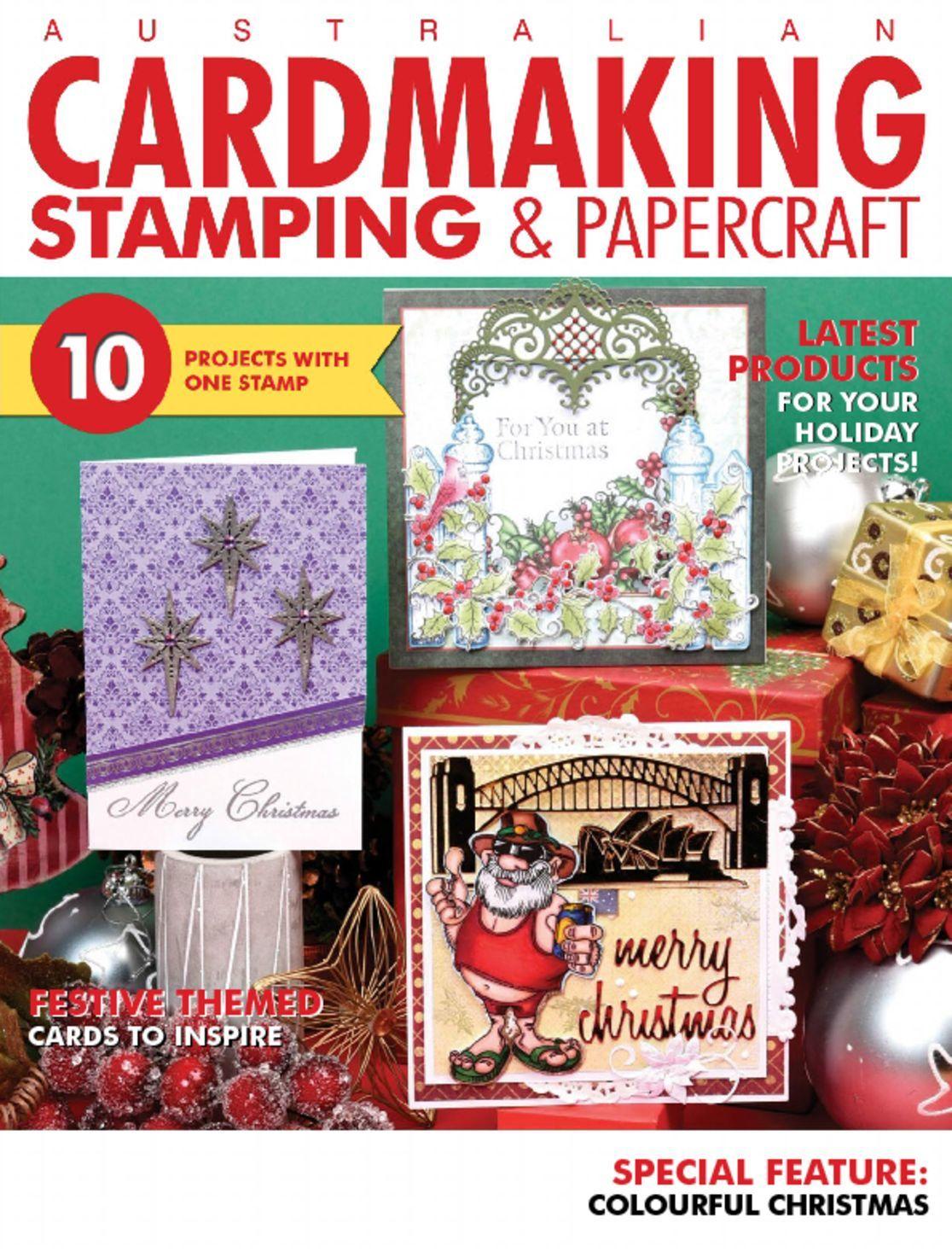 Cardmaking Stamping Papercraft Digital