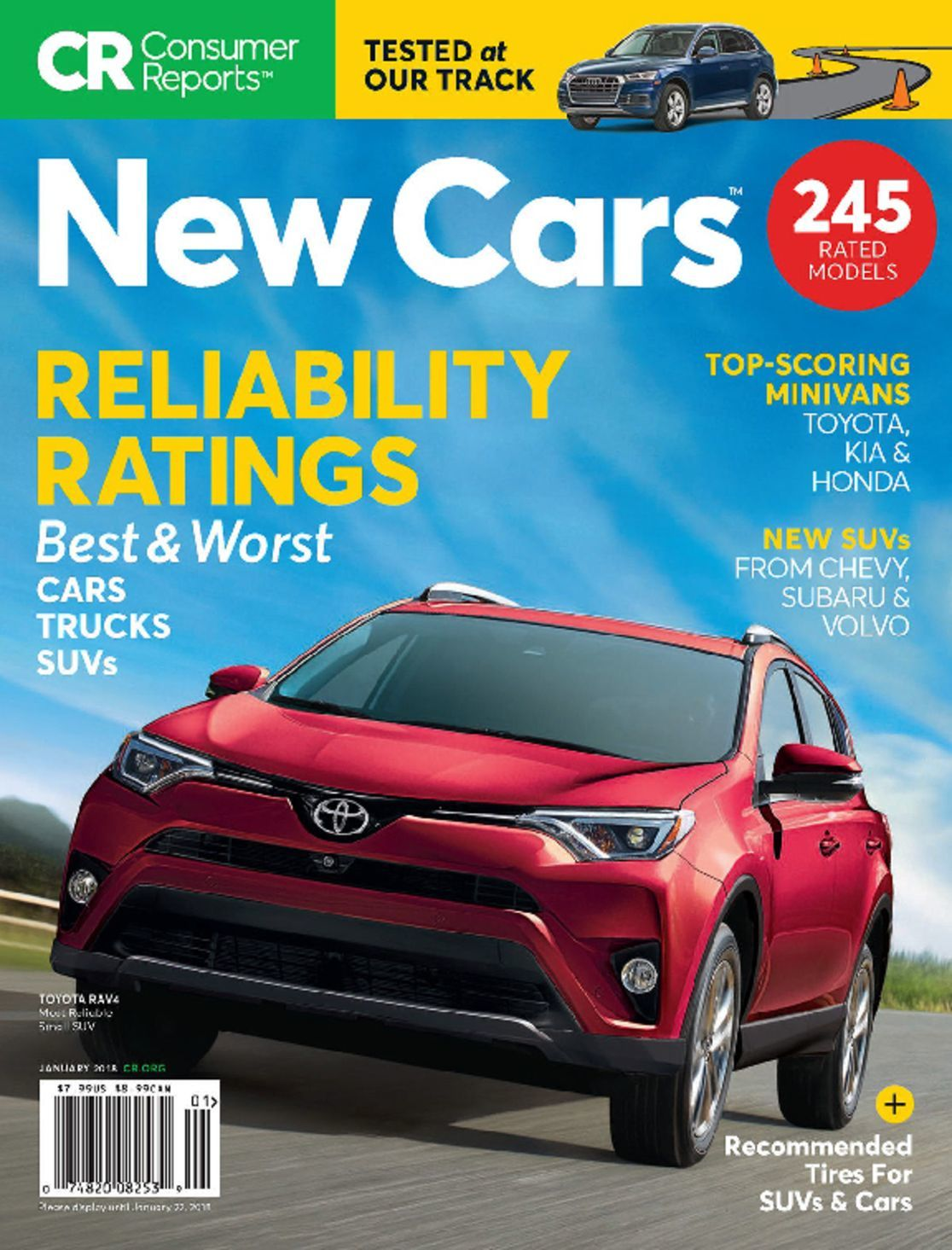 Consumer Reports New Cars Digital