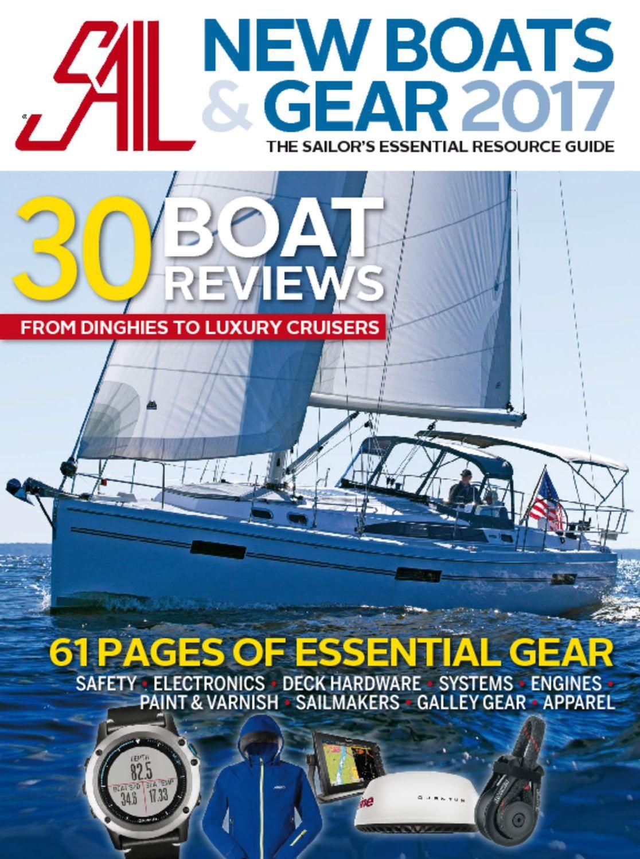 Sail New Boat Gear Review Digital