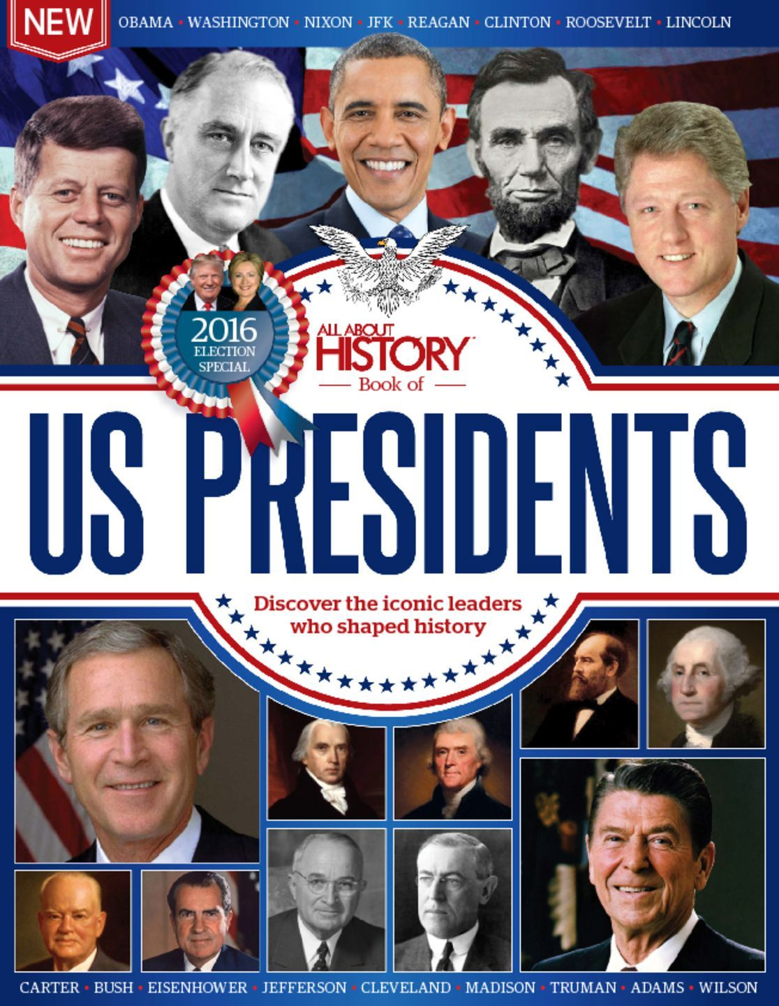 All About History Book Of US Presidents Digital